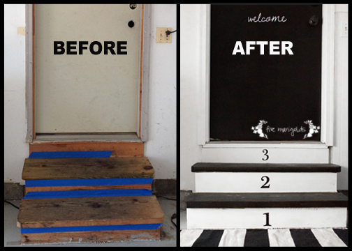 DIY Weekend Garage Transformation | Five Marigolds