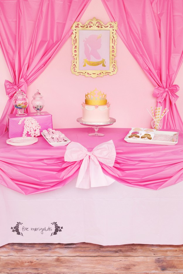 Eve's Princess Party