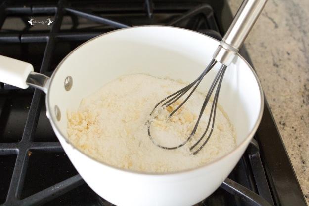 Salted Caramel Dip Caramelized Sugar | Five Marigolds