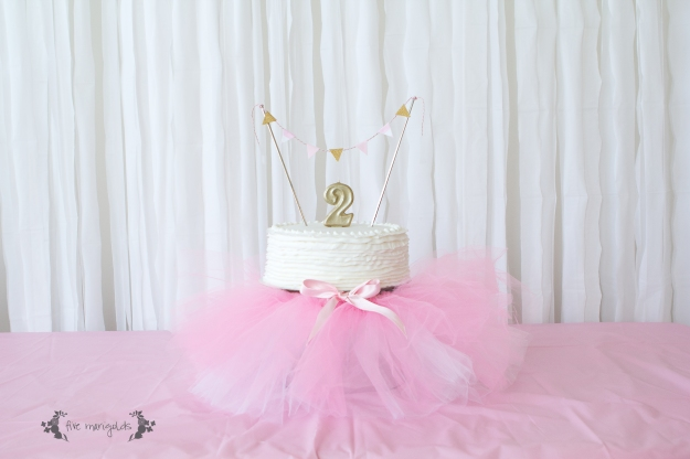 Tutu Ballerina Birthday Party. | Five Marigolds