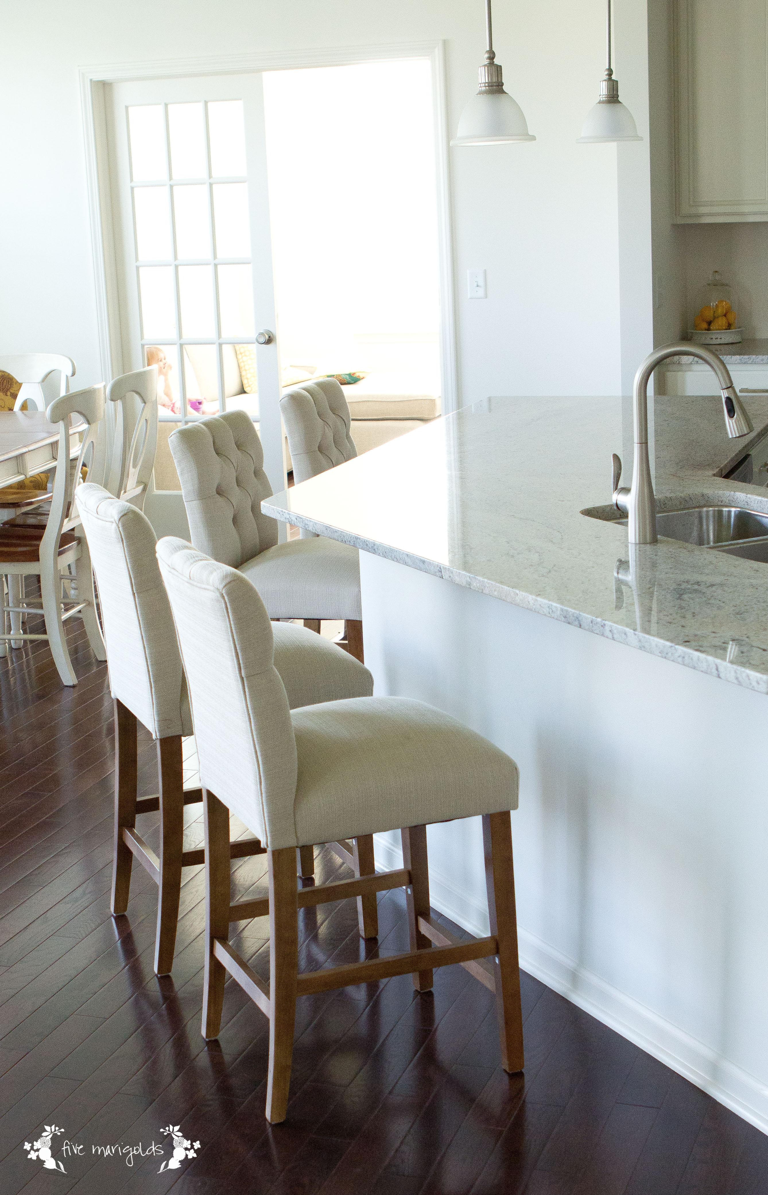 target brookline stools review five marigolds